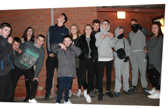 Loughborough Youth Motivators (Detached youth work)